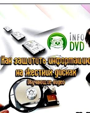 Как защитить информацию на жёстких дисках. Как восстановить удаленные файлы