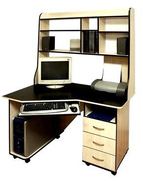 Как правильно организовать рабочее место: выбор письменного стола